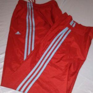 Adidas Athletic Jogging/Trainning Pants (XL)